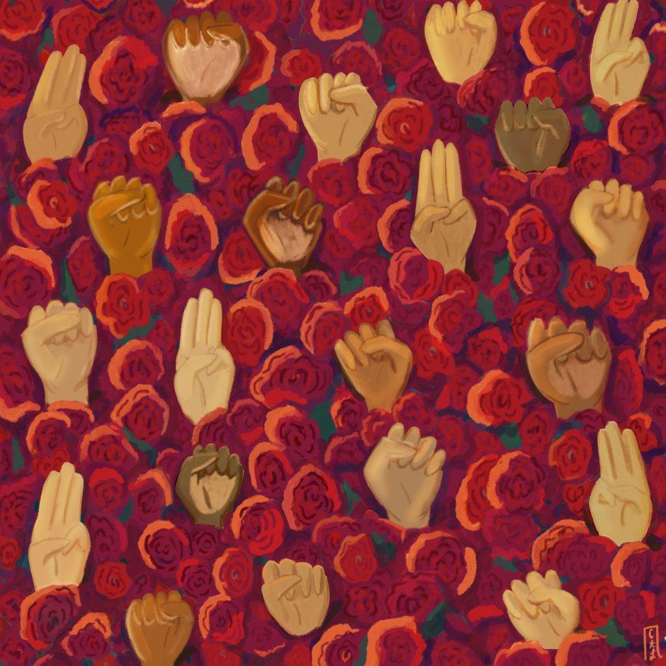 Love & Resistance by Cassandra Lee