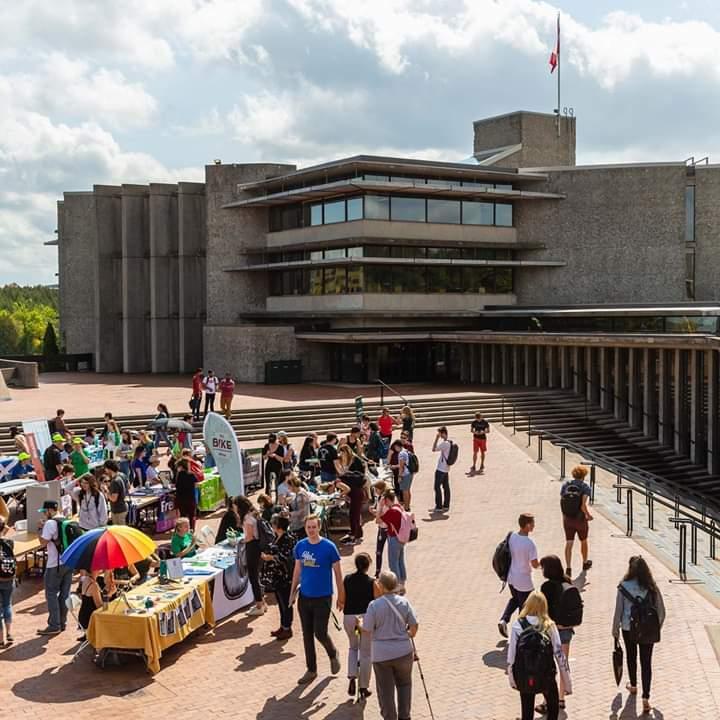 Disorientation Week Event at Trent University, Peterborough, ON