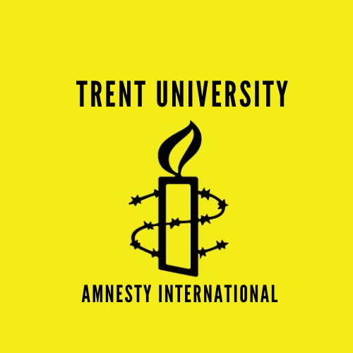 Trent University Amnesty International logo