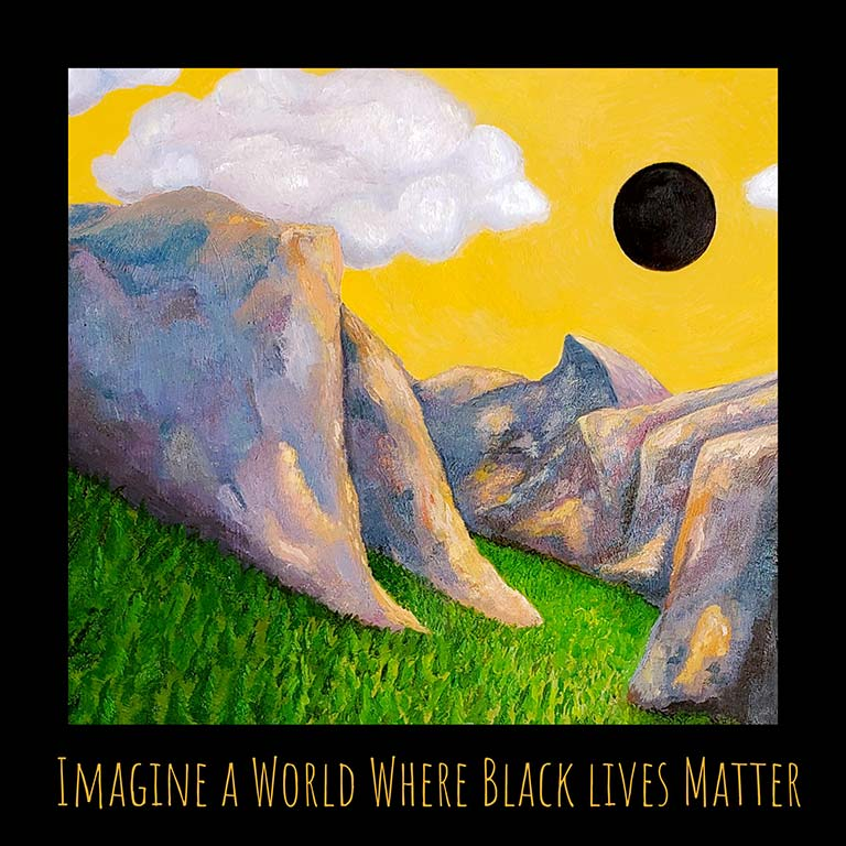 Imagine A World Where Black Lives Matter – Casandra Lee