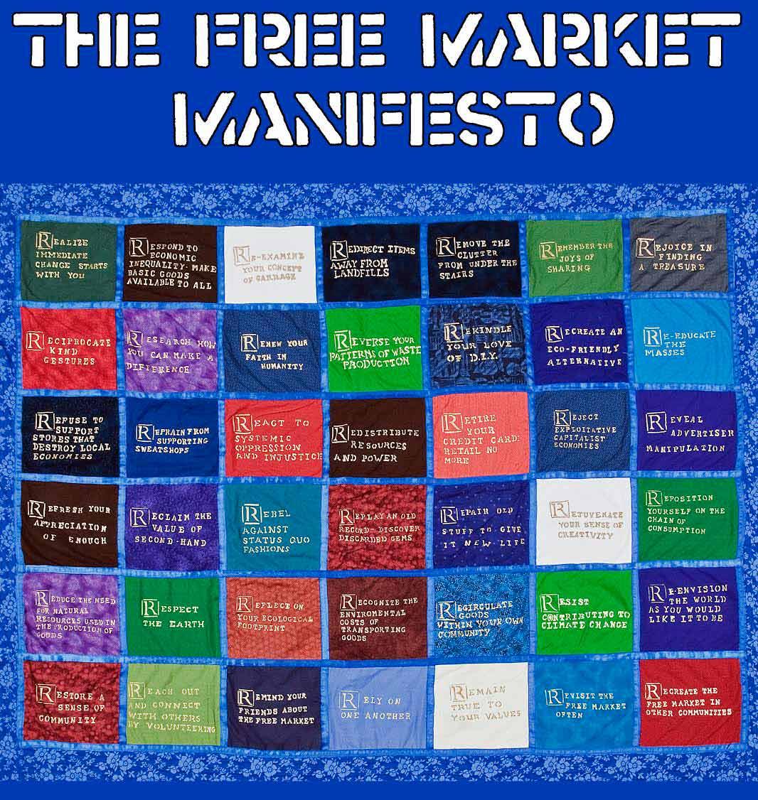 The Free Market Manifesto