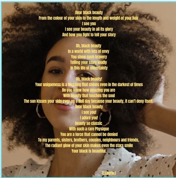 Poetry by Laurin Isiekwena