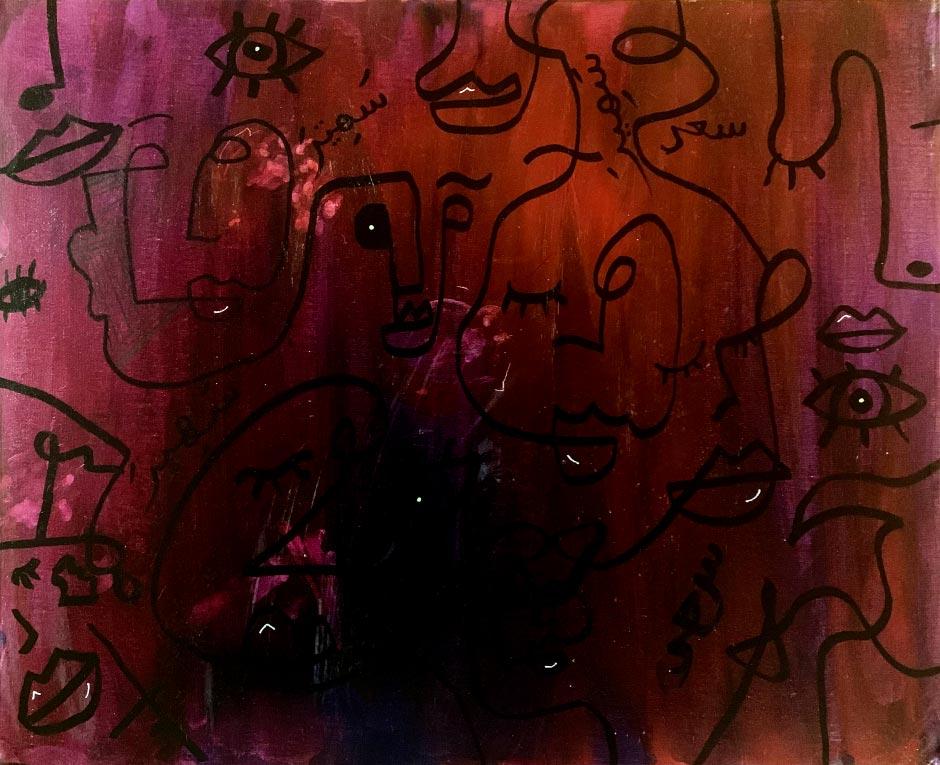 Artwork by Said Jiddawy